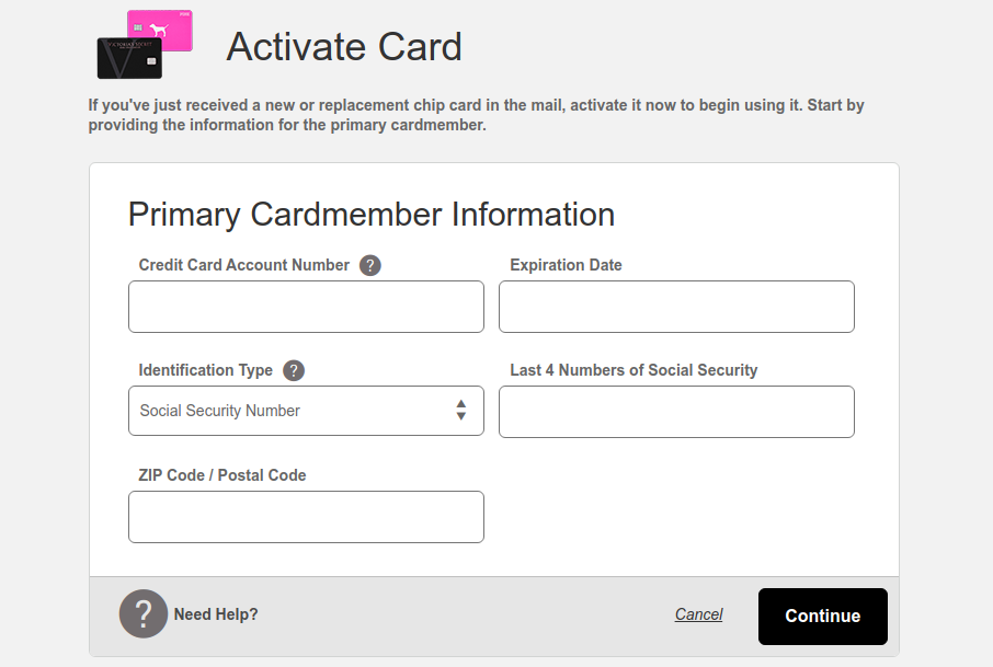 How to Activate Victoria's Secret Credit Card